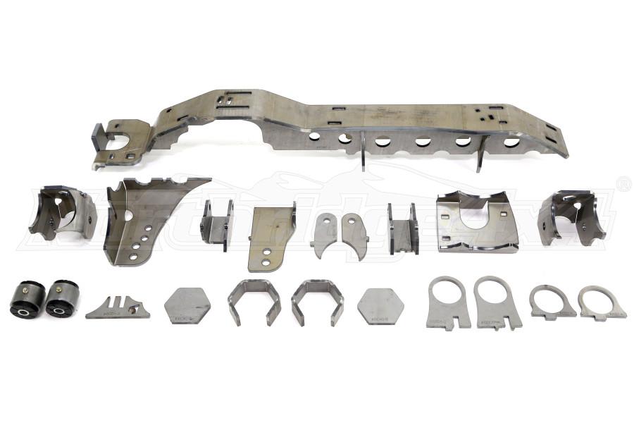 Artec Industries JK 1 TON - SUPERDUTY 05+ Front Dana 60 Swap Kit - w/ Daystar Bushings (Part Number:JK6041)