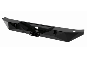 Icon Vehicle Dynamics Pro Series Rear Bumper w/ Tabs - JK