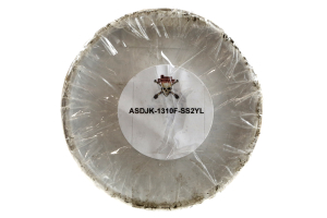 Adams Driveshaft Extreme Duty Series Front Spicer Solid 1310 CV Driveshaft with T-case Yoke & Pinion Yoke - JK