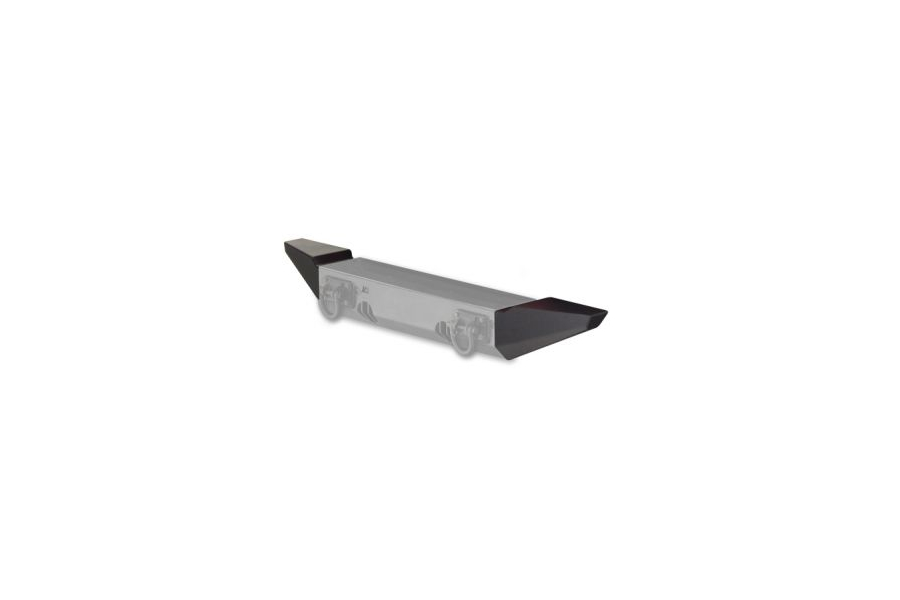 Rugged Ridge XHD Front Bumper Standard Ends (Part Number:11540.42)