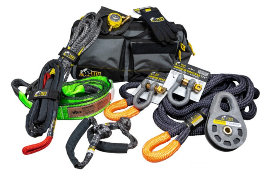 AEV Expedition Recovery Gear Kit