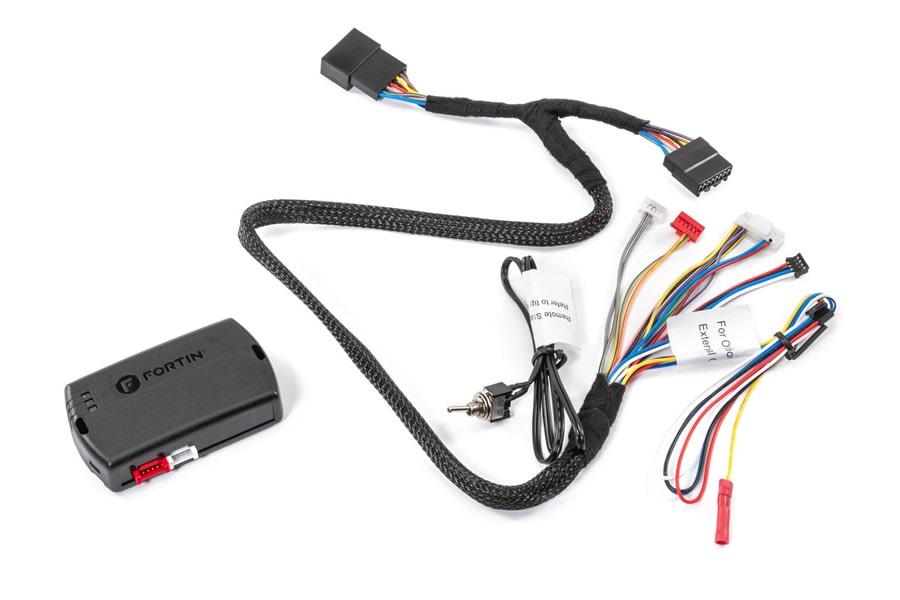 Kleinn Remote Starter - JK w/ Factory Keyless Entry