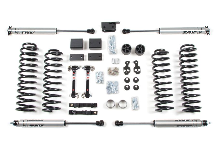 BDS Suspension 3in Suspension Lift Kit  (Part Number:1415H)