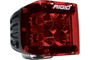 Rigid Industries D-SS Series Cover Red (Part Number: )