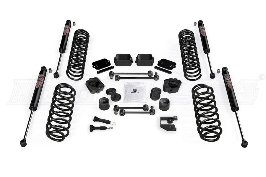 Teraflex 3.5in Coil Spring Base Lift Kit w/ 9550 VSS Twin-Tube Shocks - JL 2Dr