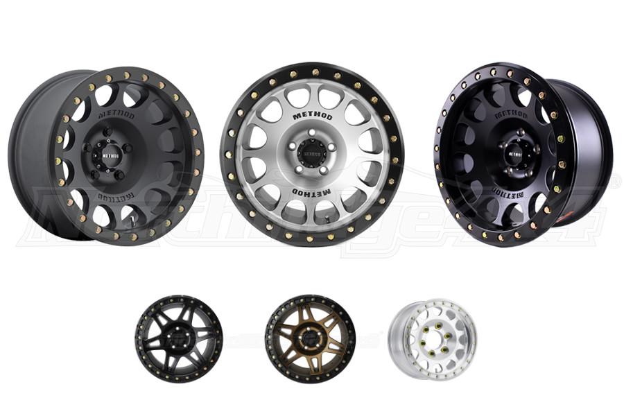 Method Race Wheels Beadlock Wheels Package (Part Number:BEADLOCKPKG)