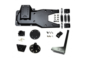 EVO Manufacturing Pro Series Hinged Gate Carrier Package - JK
