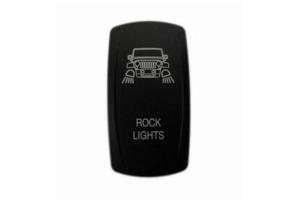 sPOD JK Rock Lights Rocker Switch Cover