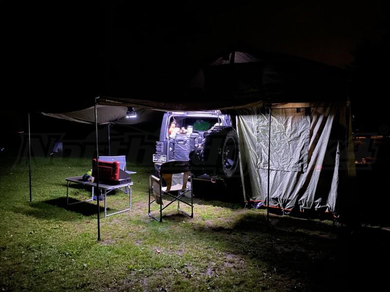 Rhino Rack Batwing Awning Left Side | 33100|Northridge4x4