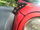 Rugged Ridge Hood Catches ( Part Number: 11116.07)