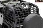 Smittybilt Cargo Restraint System Black Diamond ( Part Number: 561035)