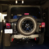 EVO Manufacturing Rear Bumper Fascia Black ( Part Number: 1111B)