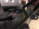 Poison Spyder Bruiser Front Bumper w/ Brawler Bar & Shackle Tabs, Powder Coated  ( Part Number: 17-57-010DBTP1)