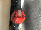 ARB Dana 44 Differential Cover Red ( Part Number: 0750003)