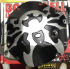 Poison Spyder Bombshell Dana 44 Diff Cover Black ( Part Number: 42-11-044-PC)
