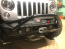Warn Stealth Series VR Winch Cover ( Part Number: 102642)