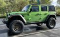 User Media for: Dirty Life DT-1 9303 Series Beadlock Wheel, Matte Gold 17x9 5x5 - JT/JL/JK