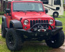 User Media for: LOD Destroyer Full-Width Front Bumper w/Bull Bar Black Powder Coated - JK