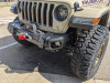 User Media for: Rugged Ridge Arcus Front Stubby Bumper w/ Winch Tray and Tow Hooks  - JT/JL