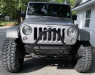 User Media for: Poison Spyder BFH II Front Bumper w/Trail Stinger, Black  - JK
