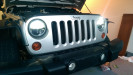 User Media for: Rigid Industries Truck-Lite Series Round Headlights 7in - JK