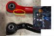 User Media for: Steer Smarts Yeti XD Adjustable Rear Track Bar - Red - JL