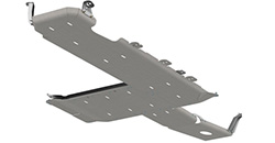 Jeep Gladiator exterior accessories, Gladiator soft tops, hardtops, body armor, bumpers and skid plate accessories.