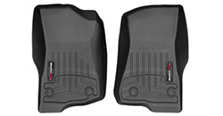 Jeep Gladiator interior accessories, Gladiator seats, floor mats, storage and electronic accessories.