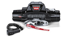 Jeep Gladiator winches and winch accessories.