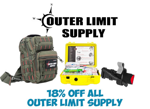 E3 Overland - 18% Off Outer Limit Supply