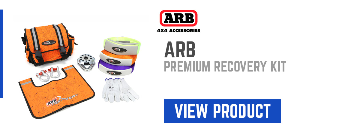 arb recovery kit