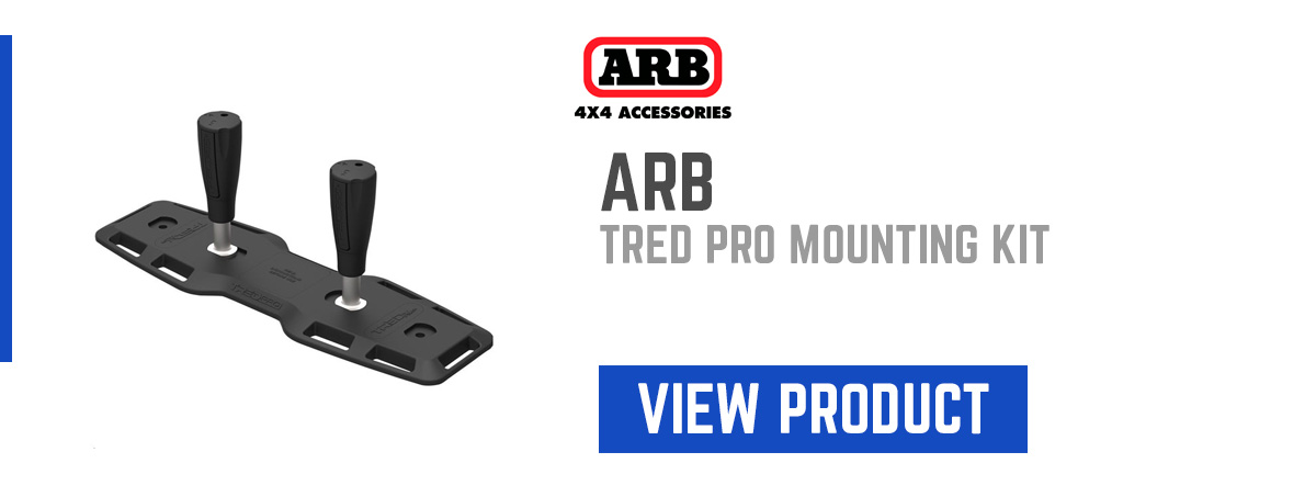 arb tred board mounting kit