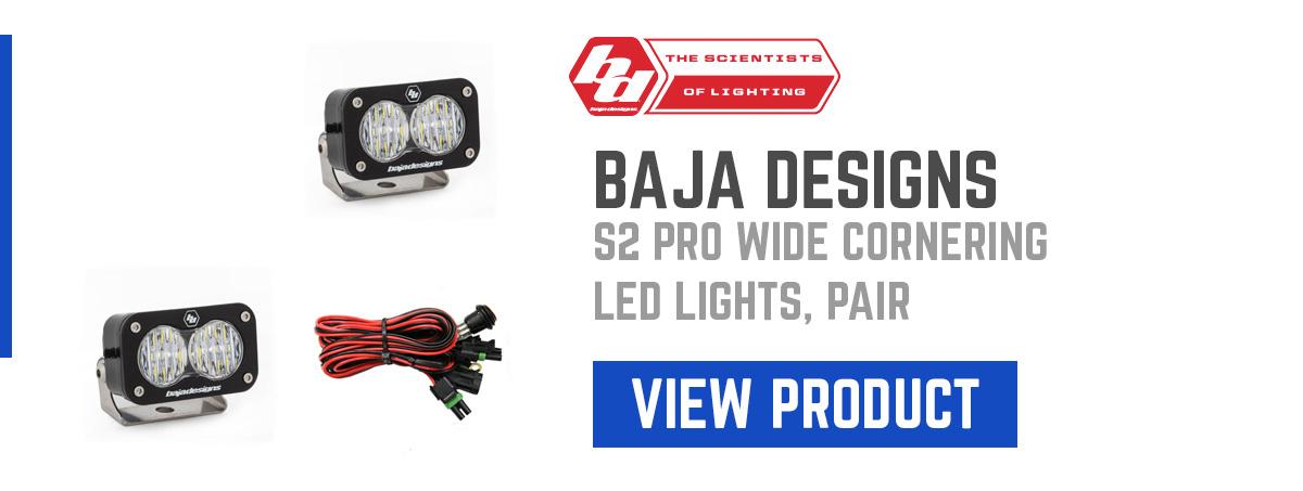 baja designs s2 pro led lights