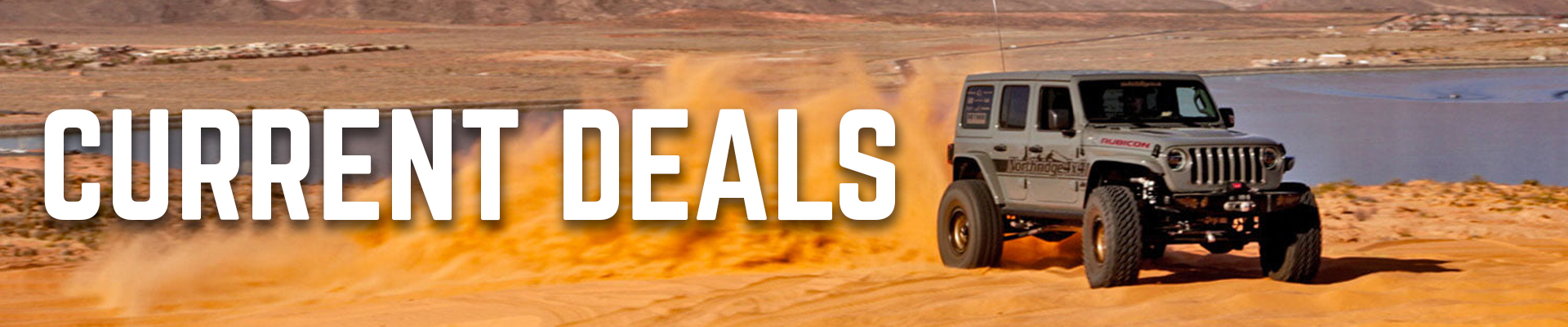 Northridge4x4 current deals and sales page