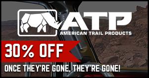 ATP thirty percent off sale