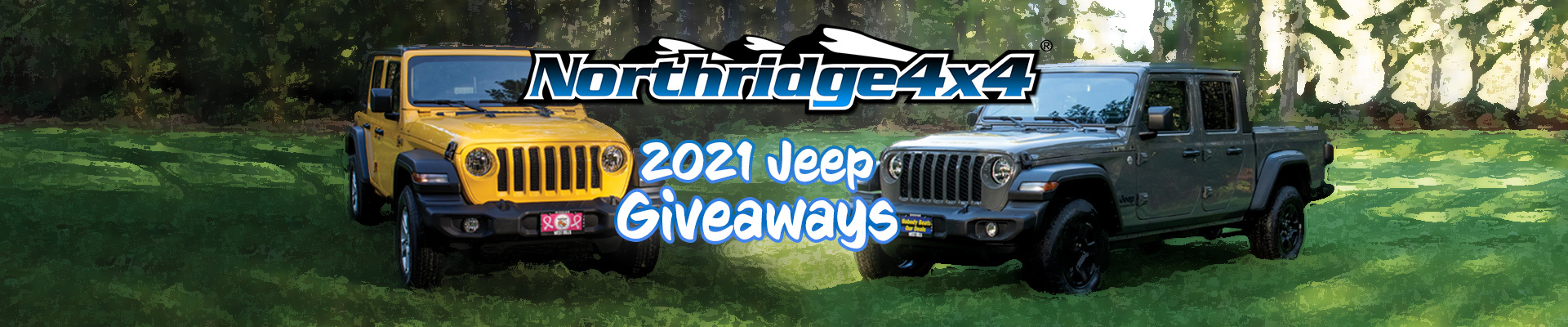 2021 giveaway jeeps