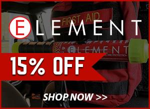 E3 Overland - 15% off Element