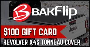 BAK $100 gift card