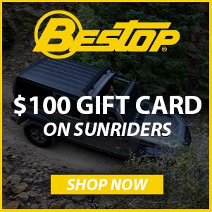 Bestop $100 Gift Card