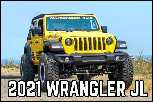 Northridge4x4 Jeep Giveaway